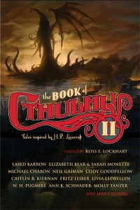 The Book of Cthulhu II - Draft Cover
